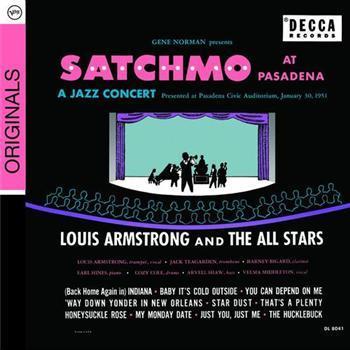 Satchmo at Pasadena 1951