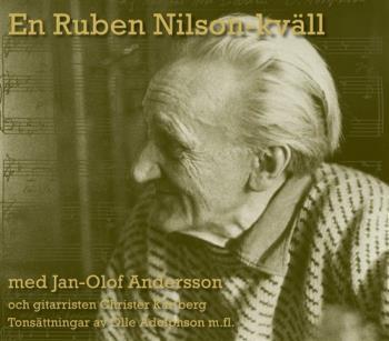 En Ruben Nilsson-kväll