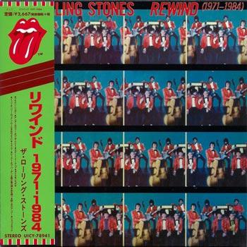 Rewind 1971-84 (Japan/Ltd)