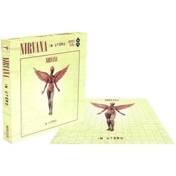 In Utero Puzzle 500 pcs
