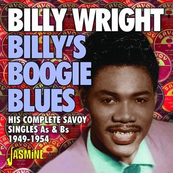 Billy's boogie blues 1949-54