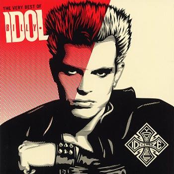 Idol Billy: Idolize yourself / Best of 1983-2008