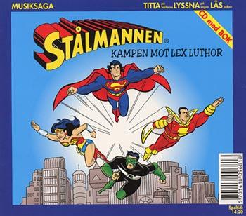 Kampen mot Lex Luthor