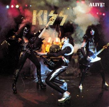 Kiss: Alive I 1975 (Rem)