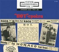 Svensk Jazzhistoria vol  2 1931-36