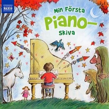 Min Första Pianoskiva