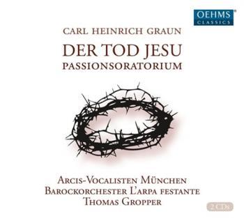Graun Der Tod Jesu CD