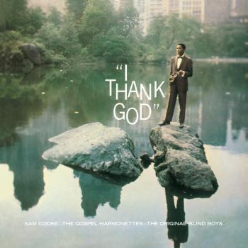 Cooke Sam: I Thank God (Clear)