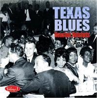Texas Blues Vol 1