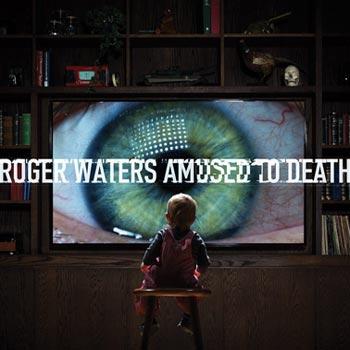 Amused to death 1992 (2015/Rem)