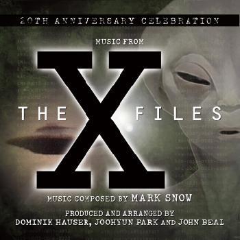 Soundtrack: X-files/A 20th Anniversary Celebr.