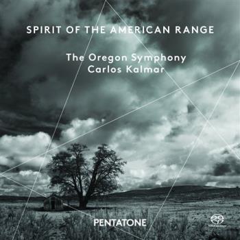 Spirit Of The American Range SACD Hybrid