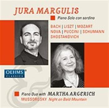 Margulis Jura: Piano Solo Con Sordino