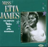 Miss Etta James/The Complete Modern