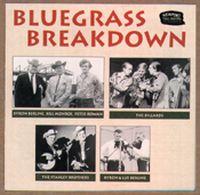 Bluegrass Breakdown - Newport 1963-65