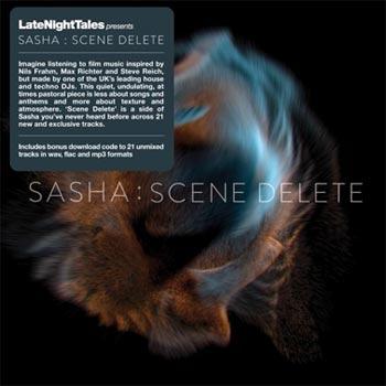 Late night tales - Scene delete 2016
