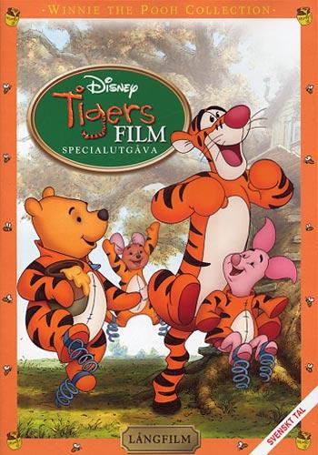Nalle Puh / Tigers film
