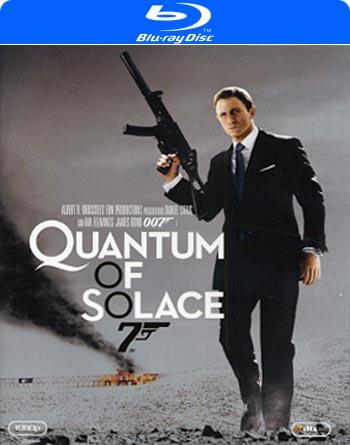 James Bond / Quantum of Solace