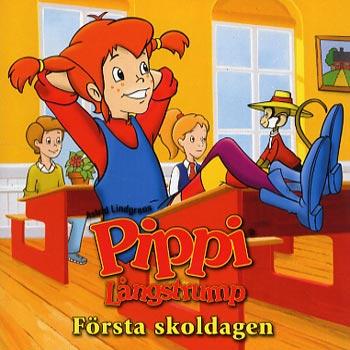 Pippi/Första skoldagen