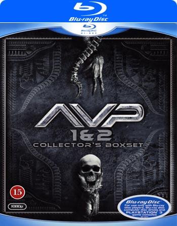 Alien vs Predator + Alien vs Predator 2