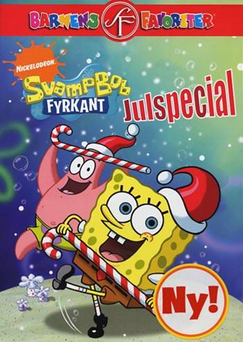 SvampBob Fyrkant Julspecial (DVD) film