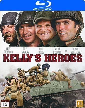 Clint Eastwood / Kelly's hjältar