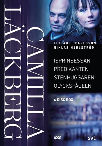 Camilla Läckberg / Box