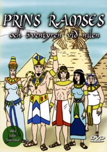 Prins Ramses och äventyren vid Nilen