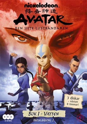 Avatar / Den siste luftbändaren bok 1 - Vatten