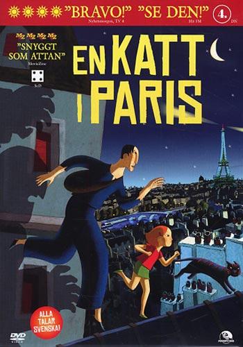 En katt i Paris