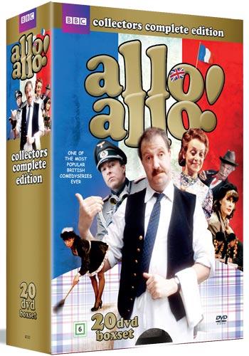 Allo allo! / Complete collection