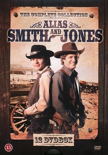 Alias Smith & Jones / Säsong 1+2 Ltd