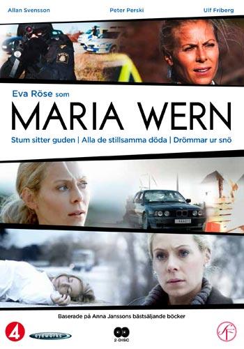 Maria Wern vol 1 - 3 filmer