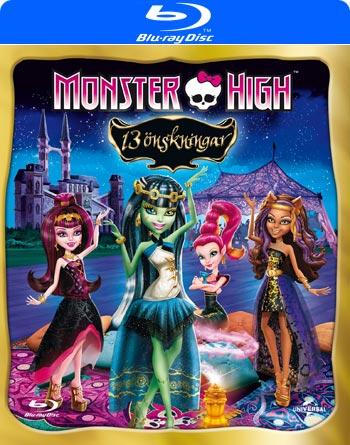 Monster High 4 / 13 önskningar