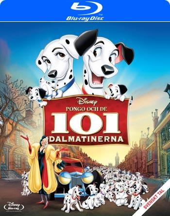 Pongo & de 101 Dalmatinerna