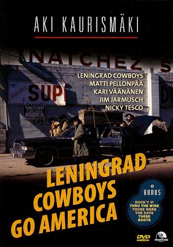 Leningrad Cowboys go to America