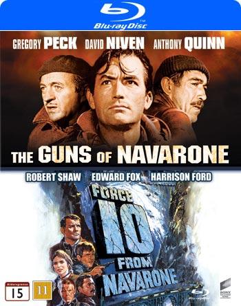 Kanonerna på Navarone + Styrka 10 från Navarone