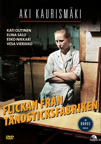 Flickan från tändsticksfabriken