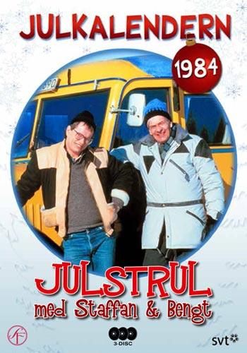 Julstrul med Staffan & Bengt