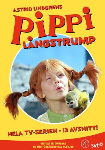 Pippi Långstrump / TV-serien - Remastrad