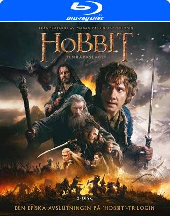 Hobbit 3 - Femhäraslaget