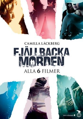 Camilla Läckberg / Fjällbackamorden Boxen