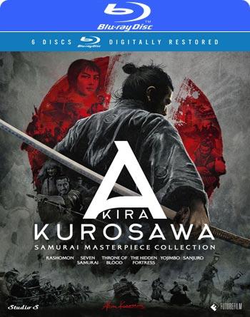 Akira Kurosawa Samurai collection