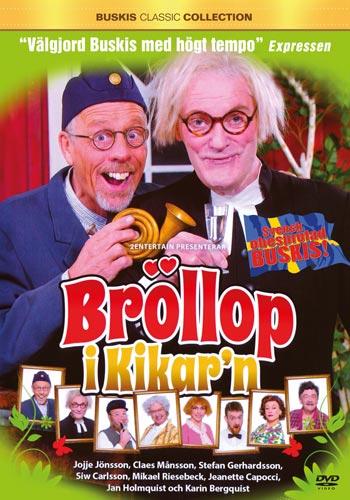 Stefan & Krister / Bröllop i kikar'n