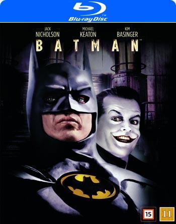 Batman - 1989 / Nyutgåva