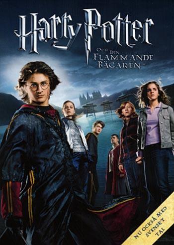 Harry Potter och Den flammande bägaren (4)