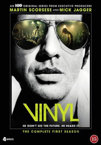 Vinyl / Säsong 1