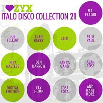 Zyx Italo Disco Collection 21