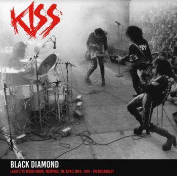 Black diamond / Lafayatte Music Room 1974