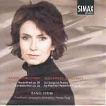 Stene Randi Songs By Zemlinsky CD